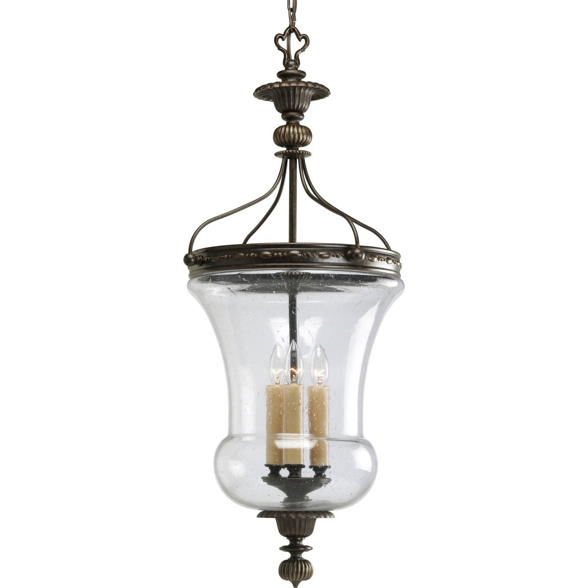 Progree Lighting Progress Lighting Archie Collection 2 Light Antique Nickel