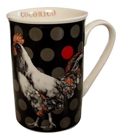 coffee mug vintage French