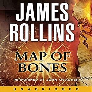 Map of Bones Audiobook