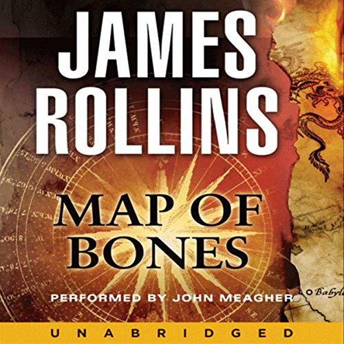 Bargain Audio Book - Map of Bones