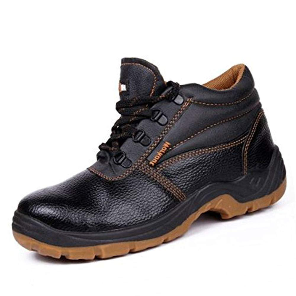 Hillson Workout Leather Safety Shoes