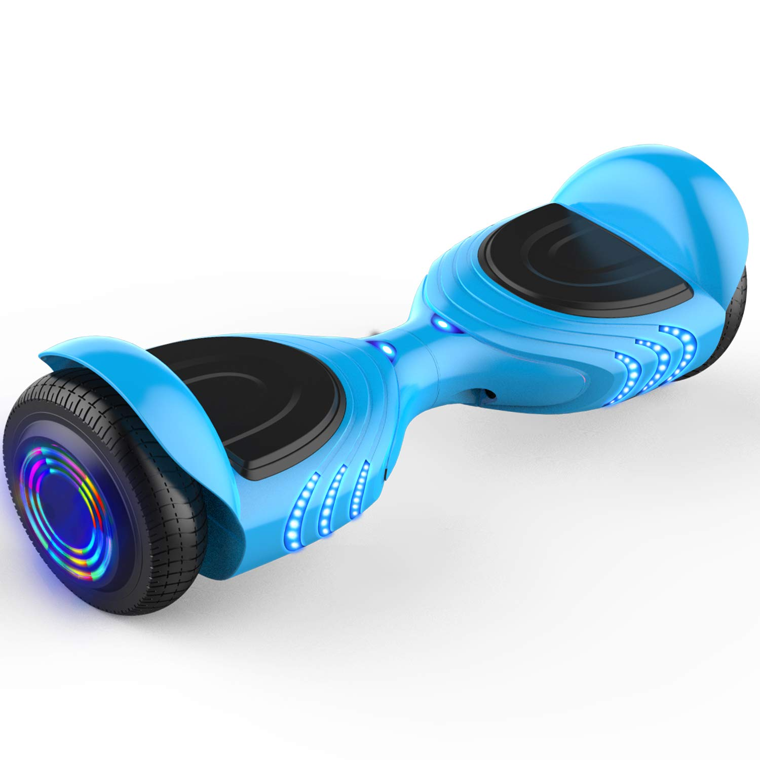 Scooter Led Beleuchtung | Hoverboards 6 5zoll Self Balance Board Elektro Scooter Eu