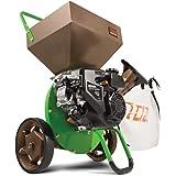 Tazz 22754 K52 Chipper Shredder - 196cc 4-Cycle Kohler Engine, 5 Year Warranty