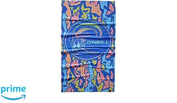ONeill BM Logo Towel Toalla, Hombre, Azul AOP, Talla Única: Amazon.es: Deportes y aire libre