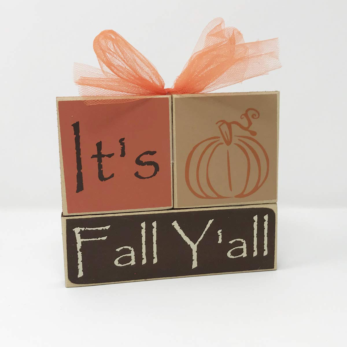 Its Fall Yall Wood Autumn Sign