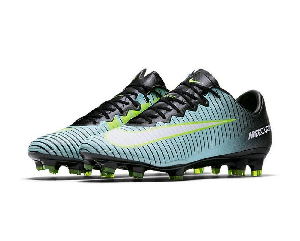 Nike Women's Mercurial Vapor XI FG Soccer Cleats 844235 400 Size 9