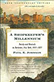 img - for A Shopkeeper's Millennium (text only) 1st (First) edition by P. E. Johnson book / textbook / text book