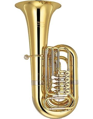 Yamaha YBB-641 Professional Rotary Tuba