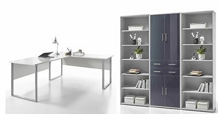 Oficina Muebles de Juego Office Line Lux - Mesa de Escritorio en ...