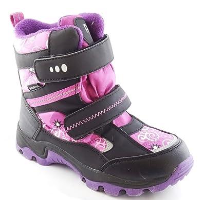 32 Mädchen Waterproof Gr Ponte Snowboots Winterstiefel 8085 37 N8nwm0