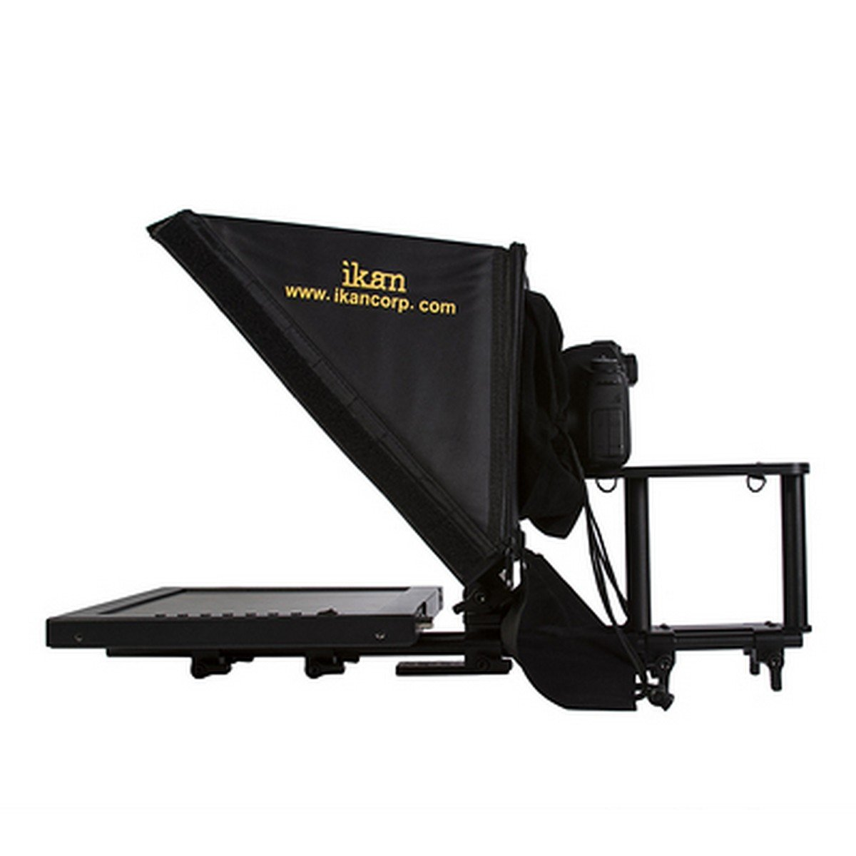 Ikan PT3500 | 15 inch Rod Based Location Studio Teleprompter by Ikan