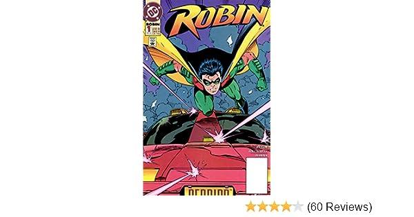 Robin (1993-2009) #1 (Robin (1993-))