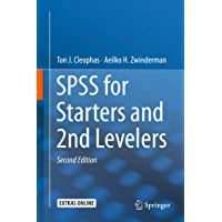 SPSS for Starters and 2nd Levelers (English Edition)