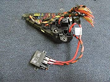 amazon com bmw 61149138830 e60 e61 rear power distribution fuse box rh amazon com Automotive Fuse Diagrams Automotive Wire Taps