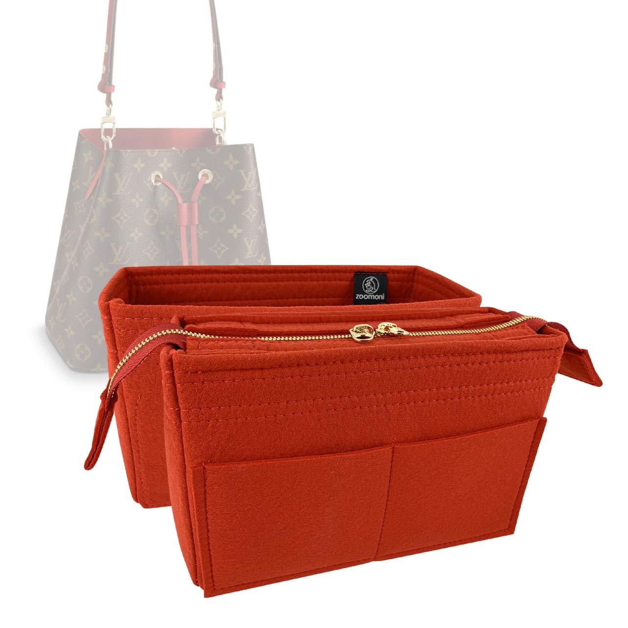 Premium Felt Bag Organizer for LV Noe Handmade//20 Colors