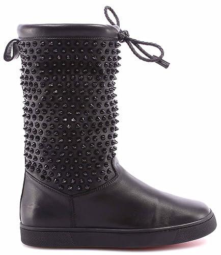 premium selection 13b15 dcc15 Christian Louboutin Womens Short Boot SURLAPONY FLAT NAPPA ...