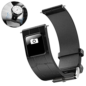 LyStar Smart Band Correa 20 mm 22 mm, Bluetooth Fitness ...