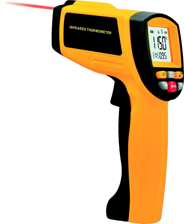 Amazon.com: BENETECH GM1150 Termómetro infrarrojo, -50 a ...