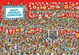 1000Piece Jigsaw Puzzle Where's Wally (Waldo) Great Portrait Exhibition Hobby Home Decoration DIY
