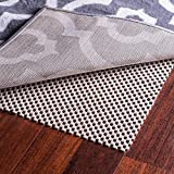 Epica Extra Thick Non Slip Area Rug Pad 4 X 6 For Any Hard Surface Floor,  Keeps Your Rugs Safe And In Place
