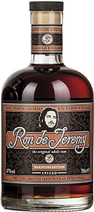 Ron de Jeremy Spiced Hardcore Edition Rum, 700 ml