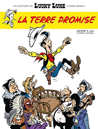 Les Aventures de Lucky Luke d'après Morris - Tome 7 - La Terre Promise (Aventures de Lucky Luke d'après Morris (Les)) (French ()