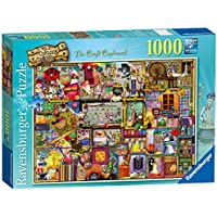 Ravensburger 1000 Piece The Craft Cupboard Puzzle
