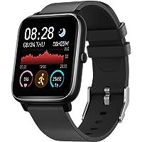 IDEALROYAL Smartwatch, P22 Reloj Inteligente Impermeable con Monitor de Frecuencia…