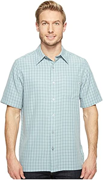 Marmot Eldridge SS Camisa de Manga Corta, Primavera/Verano, Hombre, Color