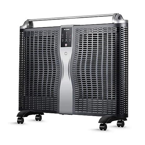 Calentador Estufa silenciosa estérea silenciosa Estufa eléctrica doméstica Estufa eléctrica Impermeable y Ahorro de energía del