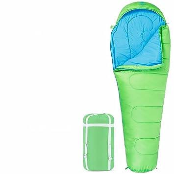 SUHAGN Saco de dormir Sacos De Dormir Para Adultos En La Primavera Y Verano Cálido Engrosamiento