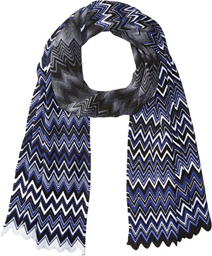 Missoni Women's SC12WMD6256 Black/Blue One Size by Missoni