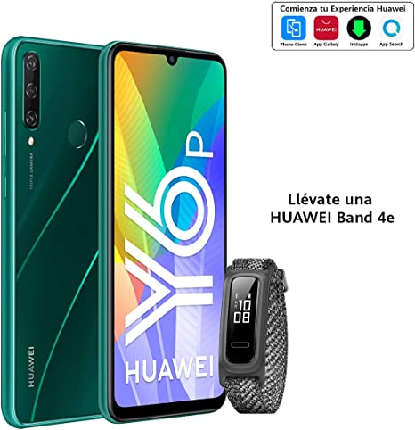 Huawei Y6p - Smartphone con Pantalla de 6.3
