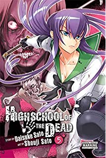 highschool of the dead torrent