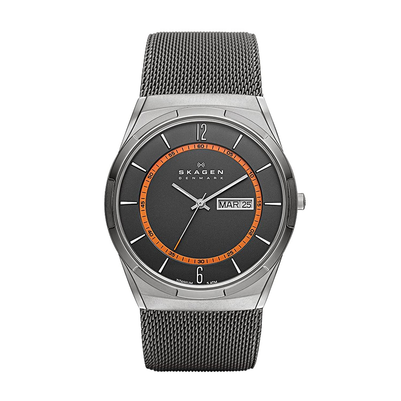 Skagen Analog Grey Dial Men's Watch