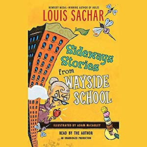 Sideways Stories from Wayside School Audiobook