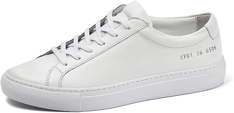 DONNAIN Genuine Leather Sneakers