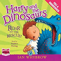 Harry and the Dinosaurs: Roar to the Rescue!