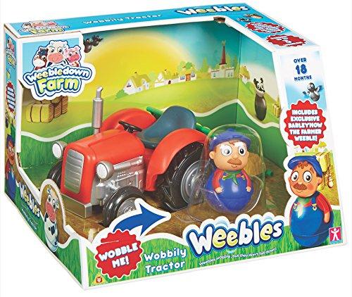 Weebledon Farm Stehaufmä nnchen - Barleymow der Bauer [UK Import] Character Options 05475