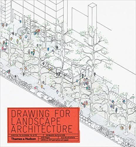 Amazon.com: Drawing for Landscape Architecture: Sketch to Screen to ...