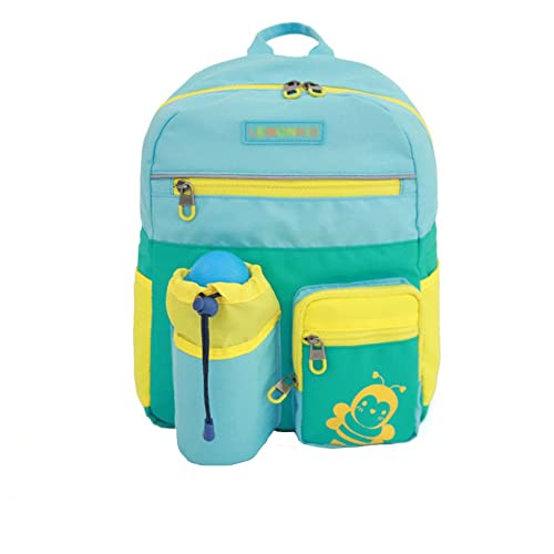 56ab951c13e0 Baby Girl Child Backpack Kindergarten Bags Rucksack Satchel School Bag  (Blue)