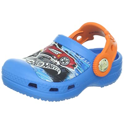 Crocs Boys' CC Hot Wheels Let's Race Clog
