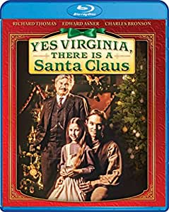 Yes Virginia, There Is a Santa Claus [Blu-ray]