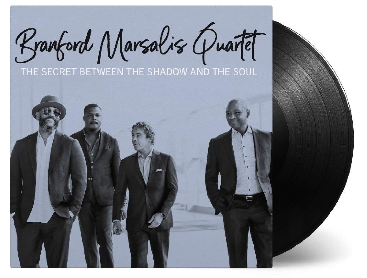 Vinilo : Branford Marsalis - The Secret Between The Shadow And The Soul (180 Gram Vinyl)