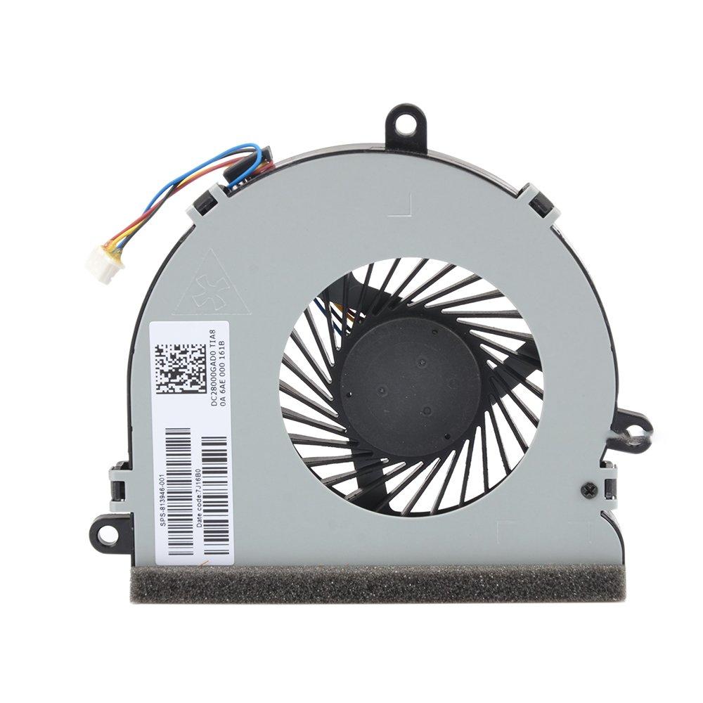 Ventilador CPU para HP 15AC 15-AC020DS 15-ACXXX 15-AC 813946