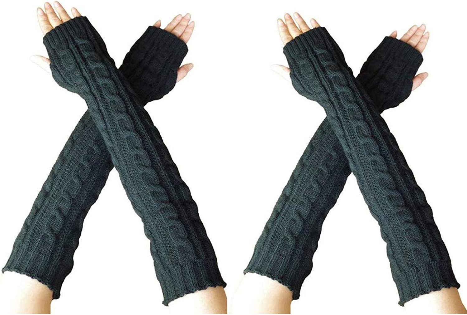 YACUN 2 Pairs Arm Warmers...