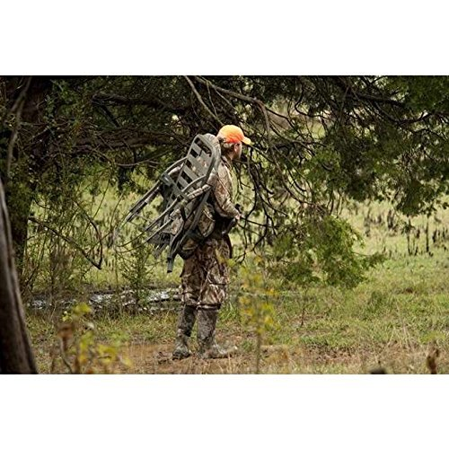 Summit Treestands 180 Max SD Climbing Treestand, Mossy Oak by Summit Treestands (Image #4)