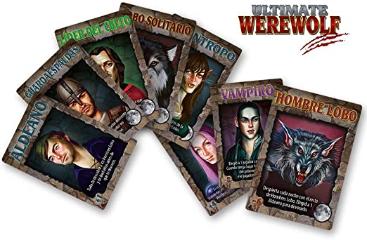 El Hombre Lobo Edicion Definitiva - Ultimate Werewolf: Amazon.es ...