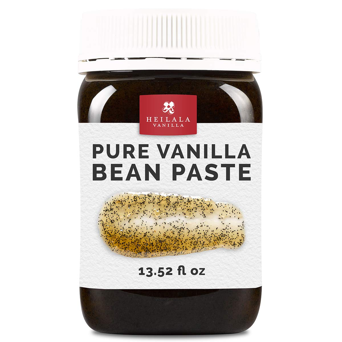 Vanilla Bean Paste for Baking - Heilala Vanilla, the Choice of the Worlds Best Chefs & Bakers, Using Sustainable, Ethically Sourced Vanilla, Multi-Award Winning, Hand-Picked from Polynesia, 13.52 oz by Heilala