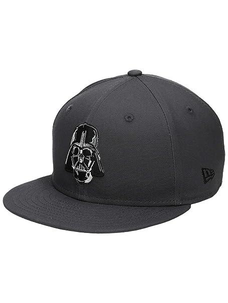 bdf422a86ecb9 Gorra Snapback Para Niños New Era 9Fifty Star Wars Darth Vader Graphite ( Default